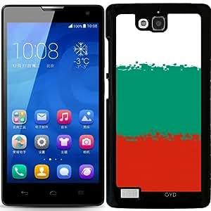 Funda para Huawei Honor 3C - Bulgaria-8 Bits by Cadellin