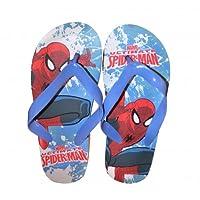 Character Spiderman Flip Flops 12-13 Footwear