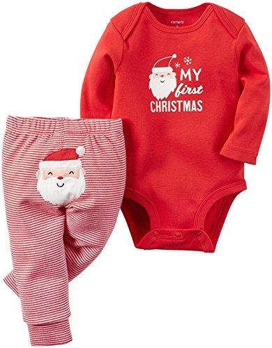 Carters Santa PJ Set Baby product image