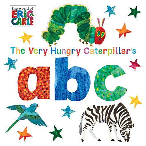 Eric Carle The Very Hungry Caterpillar - The Very Hungry Caterpillar's ABC (World