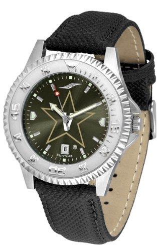 Linkswalker Mens Vanderbilt Commodores Competitor Anochrome Watch