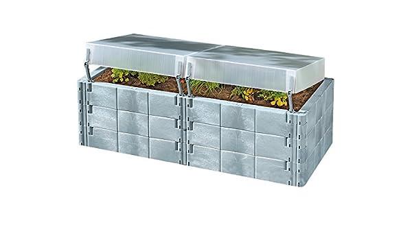 Juwel - Mesa para Cultivos de Suelo Alto con Tapa térmica, 2 en 1 ...