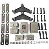 Tandem Axle Hanger Kit for Double Eye Springs (5.2K Axles)