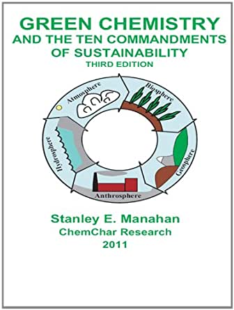Green Chemistry and the Ten Commandments of Sustainability, Third ...