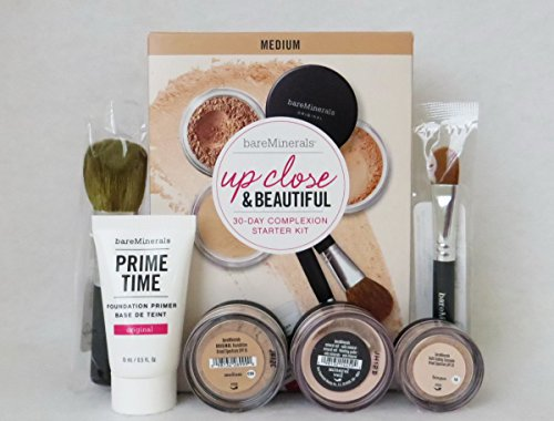 se & Beautiful 30-Day Complexion Starter Kit (Medium) by Bare Escentuals (Bareminerals Kit)