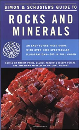 Simon /& Schusters Guide to Rocks and Minerals