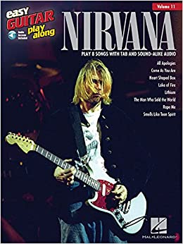 Nirvana: Easy Guitar Play-Along Volume 11: Amazon.es: Nirvana ...