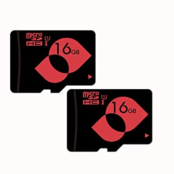 mengmi Tarjeta Micro SD 16GB Class 10 U1 Tarjeta Memoria TF ...