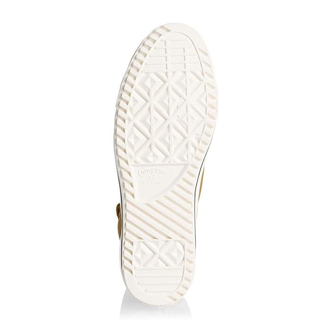 aea42cbebed6 Converse Unisex Chuck Taylor All Star Boot Pc Hi Antiqued Egret Black  Casual Shoe 8.5 Men US   10.5 Women US  Amazon.ca  Shoes   Handbags