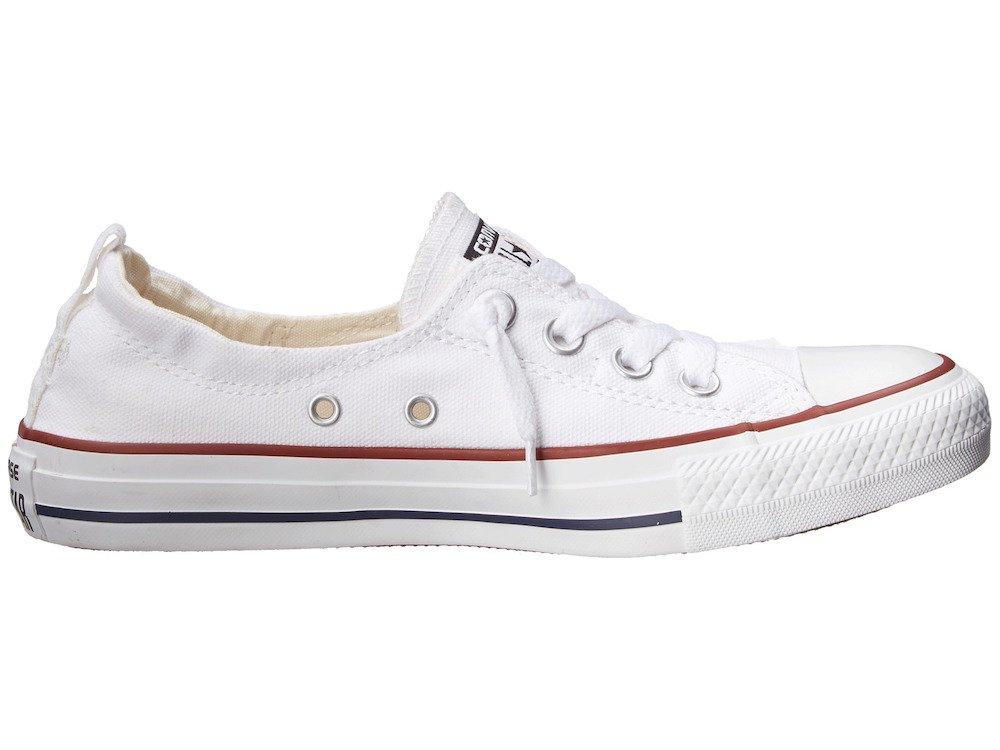 Converse Womens Chuck Taylor Shoreline Sneaker (7.5 B(M) US, White)