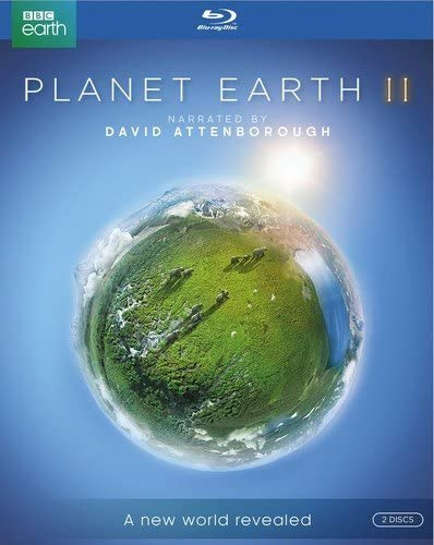 Planet Earth II BD Blu-ray