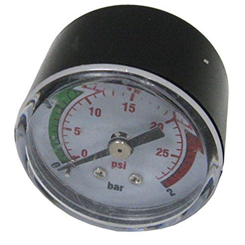 GAME 4G5001 SandPRO 50 and 75 Pressure Gauge