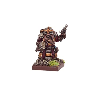 Mantic Games MGKWD102 Dwarf Warsmith Miniature Model: Toys & Games