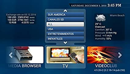 IPTV (Streaming) service For Mag250, Mag254, StbEmu, SmartSTB and