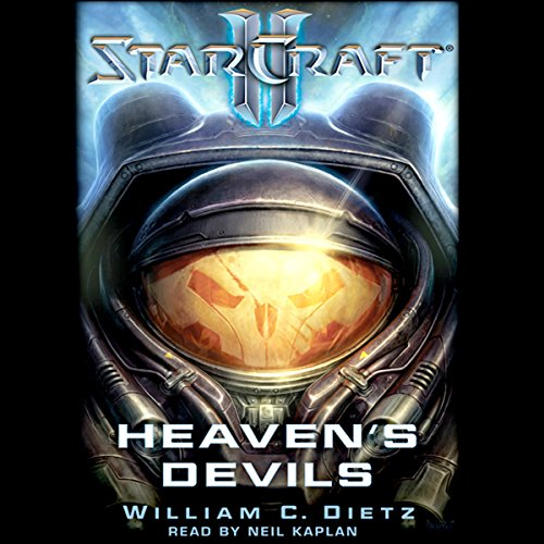 Starcraft II: Heaven's Devils Audiobook [Free Download by Trial] thumbnail