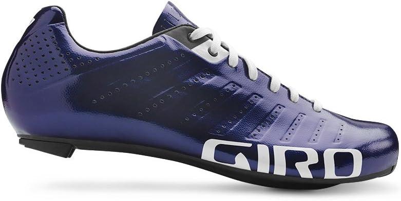 Mens Ultraviolet//White Giro Empire SLX Cycling Shoe 42.5