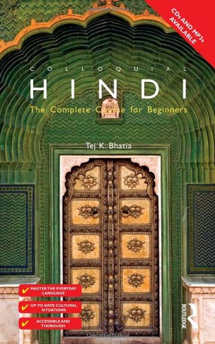 Colloquial Hindi, 2e: The Complete Course for Beginners (Colloquial Series)