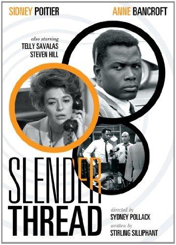 Slender Thread [DVD] [1965] [Region 1] [US Import] [NTSC]