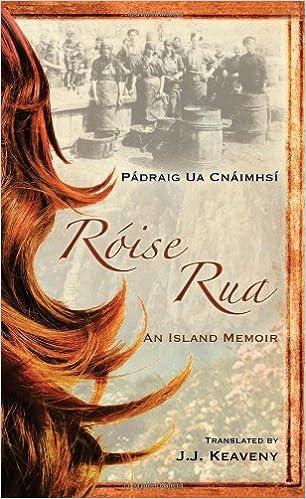Book Roise Rua: An Island Memoir