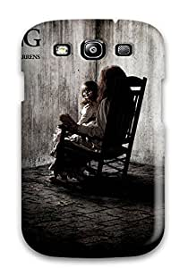 Awesome Defender Tpu Hard Case Cover For Galaxy S3- The Conjuring Movie