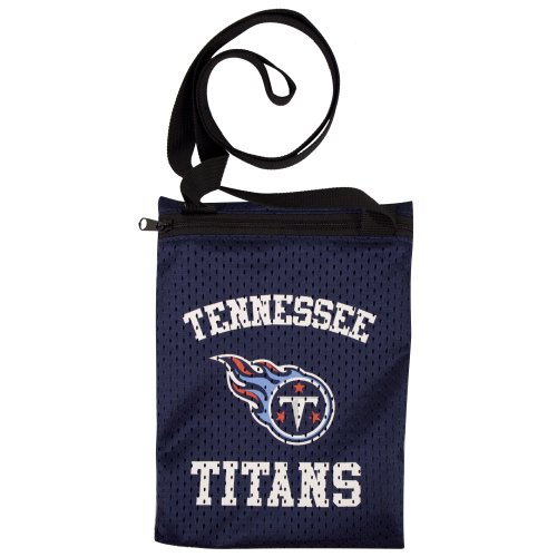 Littlearth Jersey Tote - NFL Tennessee Titans Game Day Pouch