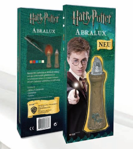 Harry Potter magic wand plus abralux light [Toy] (accesorio de disfraz) Indefinido 59108