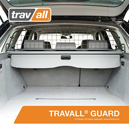 BMW X5 Pet Barrier (2000-2006) - Original Travall Guard TDG1112 by Travall