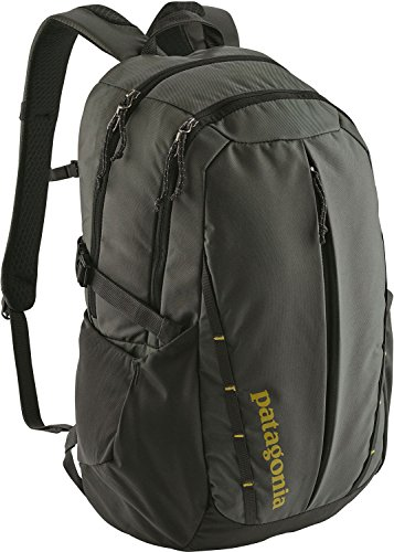 Patagonia Refugio 28L Forge Grey w/Textile Green