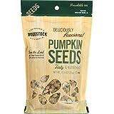 Woodstock, Pumpkin Seeds, Pepitas, Raw, 8/10 Oz