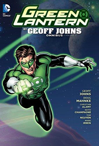 Green Lantern by Geoff Johns Omnibus Vol. 3 by Geoff Johns Antony Bedard