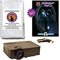 AtmosFearFX Hollusion 1 Compilation Video - 1900 Lumen Projector Kit on USB. Includes effects from Bone Chillers, Ghostly Apparitions, Macabre Manor and Phantasms