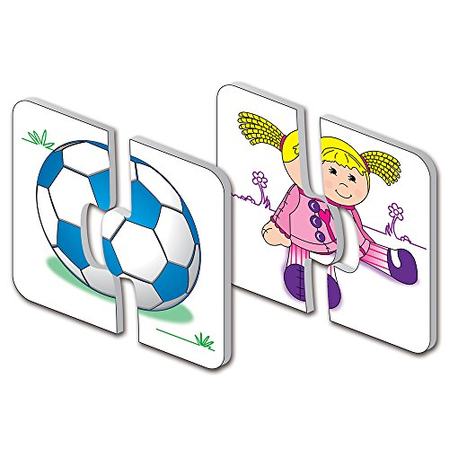 51lt hQAVsL - The Learning Journey My First Match It - All My Toys - Self-Correcting Matching Puzzles for Toddlers and Preschoolers