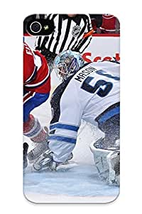 Awesome UJafBo-387-HAZlv Recalling Defender Tpu Hard Case Cover For Iphone 4/4s- Montreal Canadiens Nhl Hockey (90)