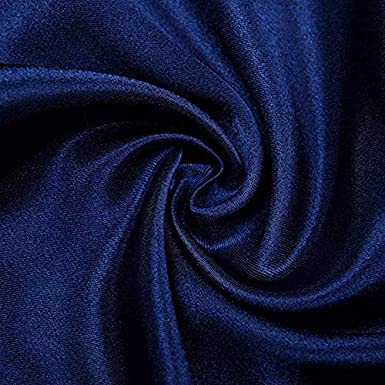 douleway Pantalon Bas de Pyjama en Satin de Soie V/êtements de Nuit Classiques pour Hommes