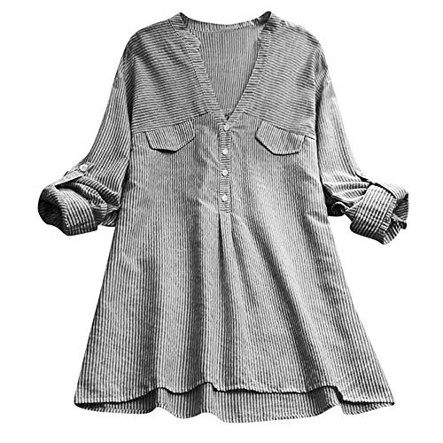 YOcheerful Women Shirt Long Sleeve Tunic Tops Casual for sale  Delivered anywhere in USA
