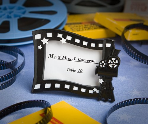 Hollywood Movie Themed Place Card-Photo Frame, 100 by Fashioncraft