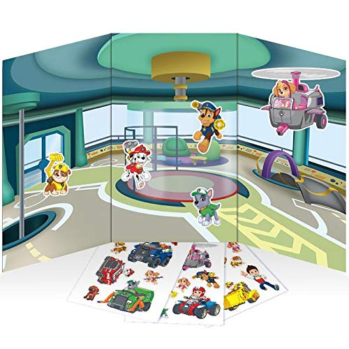 Colorforms On-The-Go Re-Stickable Sticker Set - Paw Patrol