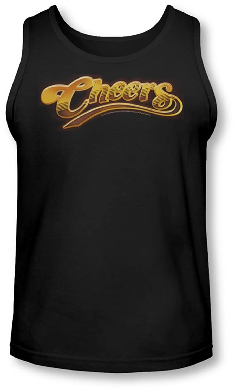 Cheers - Mens Cheers Logo Tank-Top