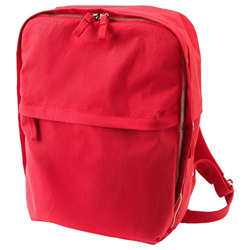 3 gallon Ergonomic Backpack Small Forenkla by IKEA (Red)