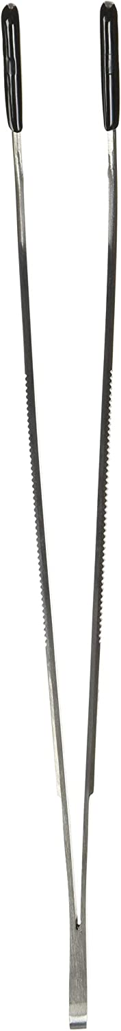 Zoo Med Labs Angled Stainless Steel Feeding Tongs, 10
