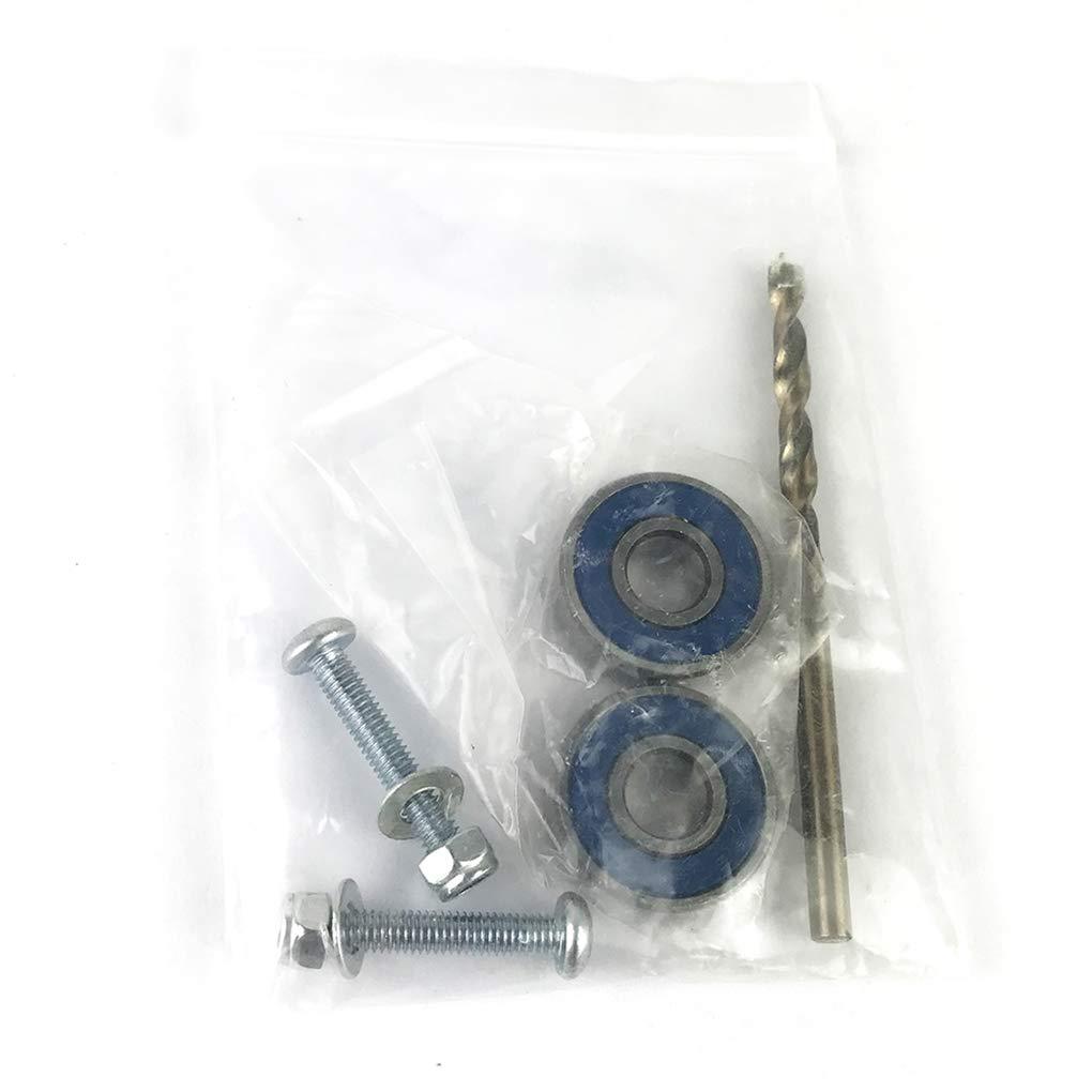 5PCS / Set Parabrisas Brazo del limpiaparabrisas reparación de rodamientos Kit de reemplazo Arreglo para el Renault Scenic II 2: Amazon.es: Coche y moto