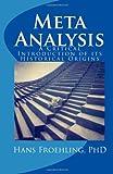 Meta Analysis, Hans Froehling, 1456469835