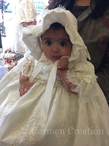 Queen Victoria Christening Gown by Carmen Creation