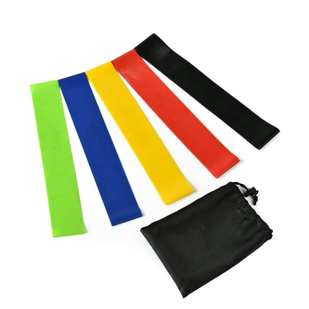 Amazon.com : Bandas Elasticas De Resistencia Kit De Set para ...