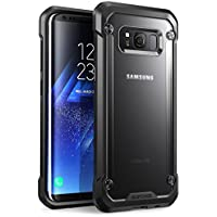 Supcase Unicorn Beetle Hybrid Protective Frost Clear Case for Samsung Galaxy S8+ Plus