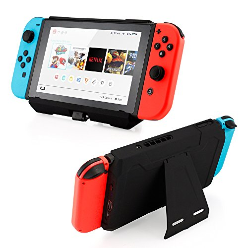 For Nintendo Switch Battery Charger Case Pack Bank 10000mAh OCT17 USB-C PD Technology Extended Travel Charge Stand Portable Battery Backup Power Bank for Nintendo Switch