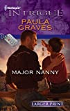 Major Nanny, Paula Graves, 0373746261
