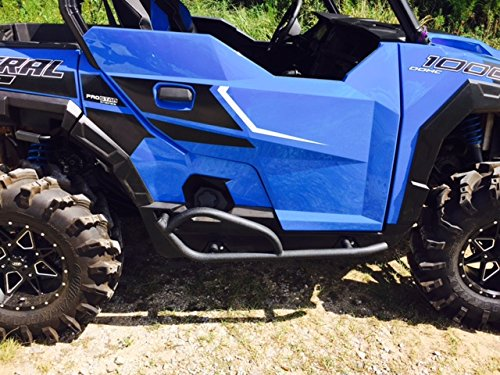 Wild Boar Polaris General 1000 All Years Rock Guards/Nerf Bars
