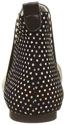 Ippon Chelsea Femme Vintage Bottines Silver Patch vwar8v