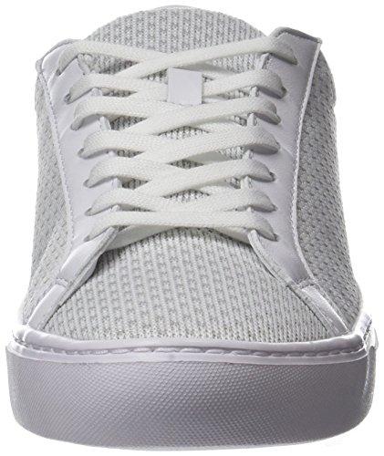 Lacoste Herren L.12.12 Leggero 118 1 Cam Sneaker Weiß (wht / Lt Gry)
